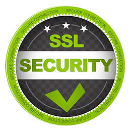This website is SSL secure.